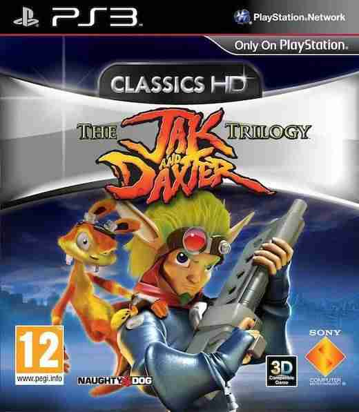 Descargar Jak And Daxter Collection [MULTI][FW 4.01][DUPLEX] por Torrent